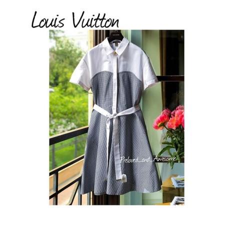 Платье-халат Louis Vuitton