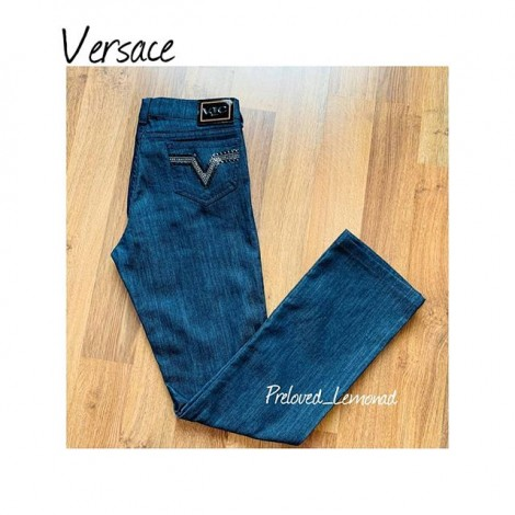 Джинсы Versace