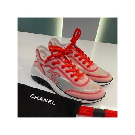 Крассовки Chanel