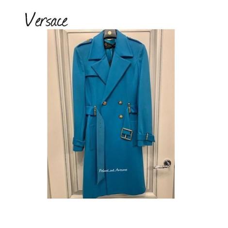 Пальто Versace
