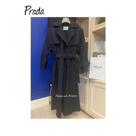 Тренч Prada