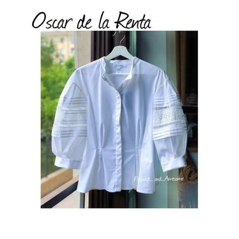 Блуза Oscar de La Renta