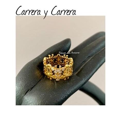 Кольцо Carrera y Carrera