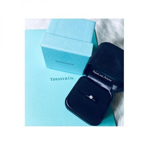 Кольцо Tiffany&Co