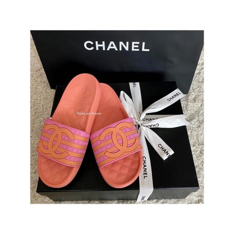 Шлепки Chanel