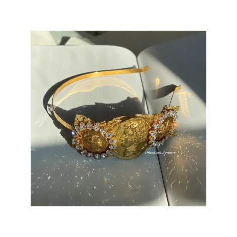 Ободок Dolce & Gabbana
