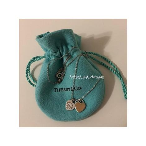 Подвеска Tiffany&Co