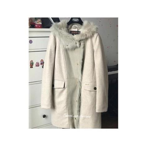 Парка-пальто Woolrich