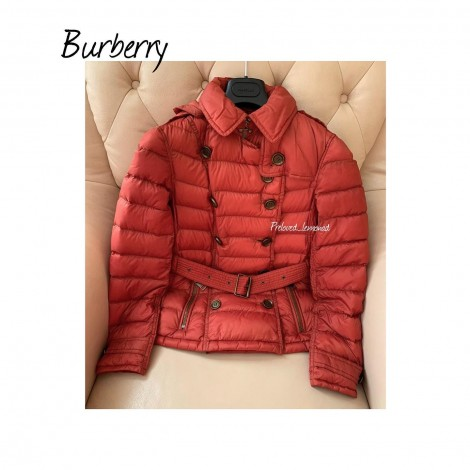 Пуховик Burberry