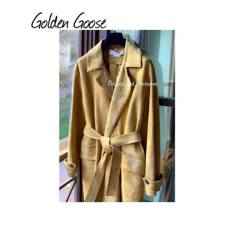 Тренч Golden Goose
