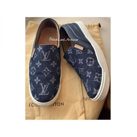 Слипоны Louis Vuitton