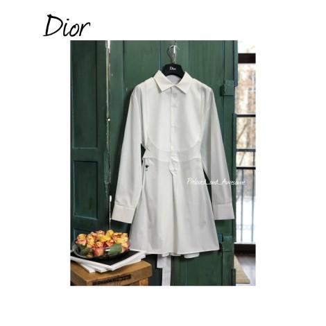 Рубашка-туника Christian Dior