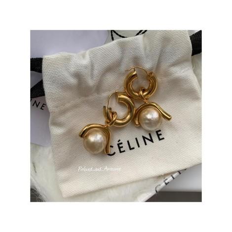 Серьги Celine