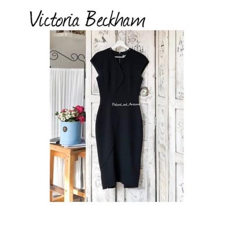 Платье-футляр Victoria Beckham
