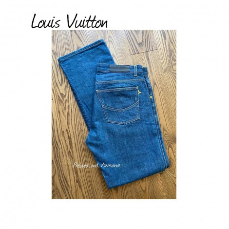 Джинсы Louis Vuitton