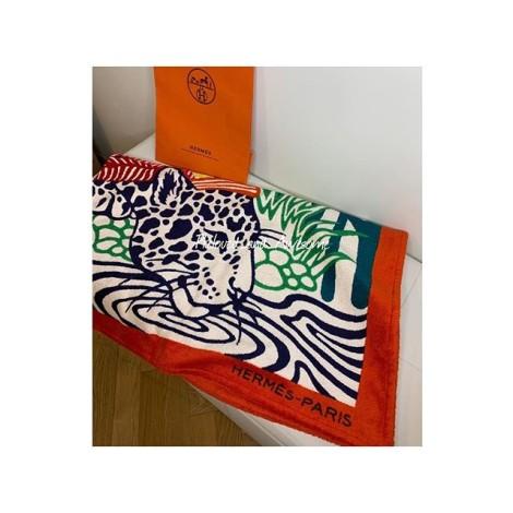 Пляжное полотенце Hermes
