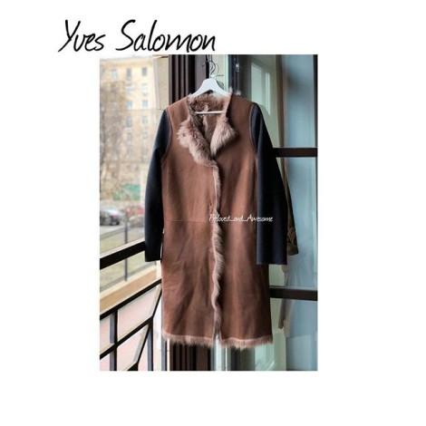 Пальто Yves Salomon