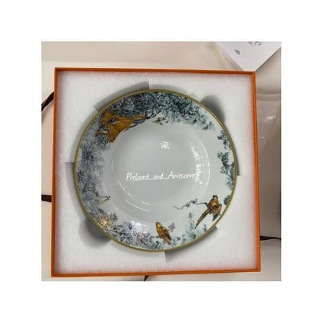 Тарелка Hermes