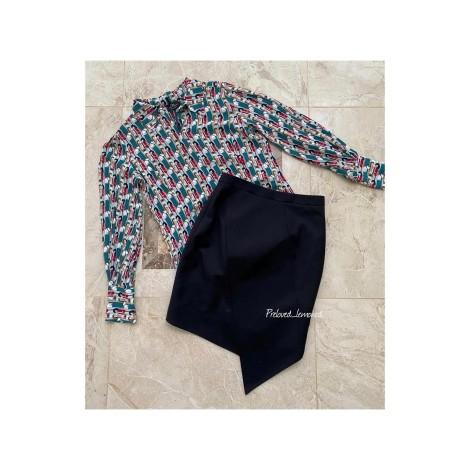 Комплект Блуза Elisabetta Franchi + Юбка Saint Laurent