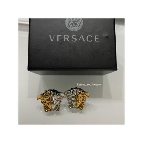 Серьги Versace