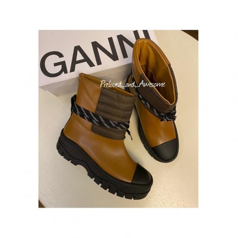 Сапоги Ganni
