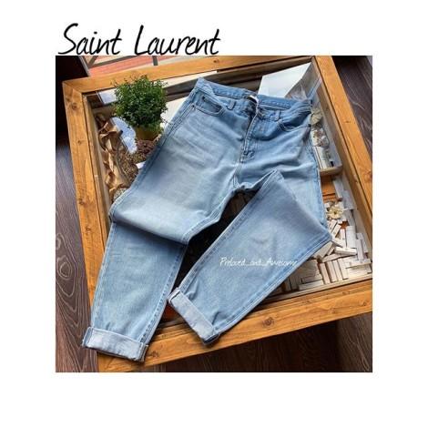 Джинсы Saint Laurent