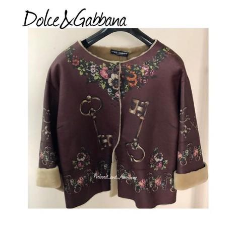 Дубленка Dolce & Gabbana
