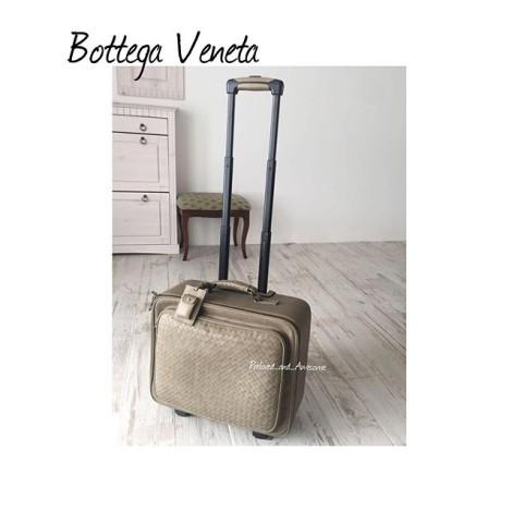 Чемодан Bottega Veneta