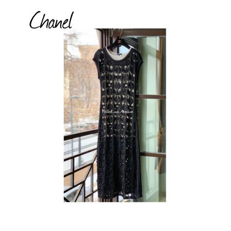 Платье-двойка Chanel