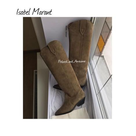 Сапоги Isabel Marant