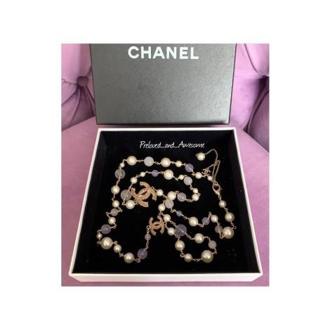 Бусы Chanel