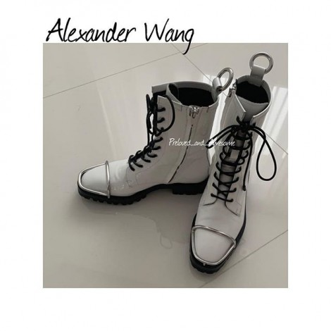 Сапоги Alexander Wang